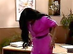 Hyapatia Lee, Rosemarie, Joey Silvera in threesome scene