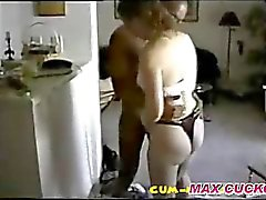 Husband Record Video OF BBC Fuck his Wife