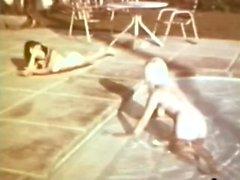 Softcore Nudes 558 1960's - Scene 8