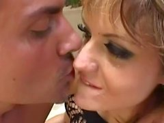 TYLA WYNN Threesome with a big cummy reward a