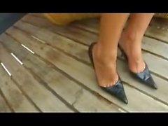Heeljob Shoe Job Cummy Compilation # 1 - Heelslovers@pornhub