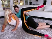 Hardcore orgasm first time Stretching Your Stepmom