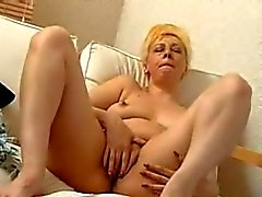 Masha 50 old years masturbated