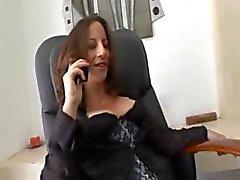 Mellissa Monet - Milf magnet, stockings & garter..