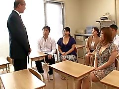Japanese 3 Boobs Moms Play Son(Yukari Orihara)