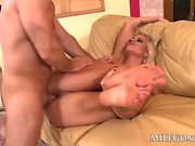MILFGonzo Holly Heart gets drilled then covered in cum