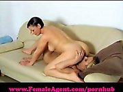 FemaleAgent. Steamy casting