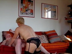 english milf fucks sucks and squirts