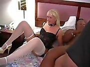 Susan Reno and friend fuck a bunch of BBCs