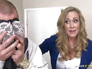 Brandi Love catches her stepson with her lingerie