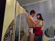 Russian mature mom and boy pres kinkyandlonel