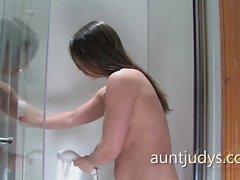 Olga Cabaeva Needs a Nice Long Shower