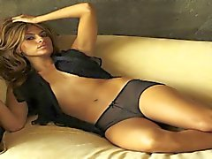 Eva Mendes Disrobed In HD!