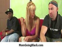 Interracial cuckold milf experience 23