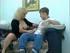 Tyical Russian Mom
