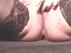 MILF Babes in Stockings in Softcore Sexiness