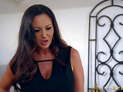 Hot Milf Ava Addams blowjob Keiran Lee