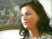 Jessica Fiorentino Splendida Troia