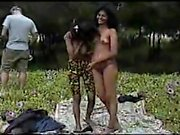 INDIAN TWO GIRLSGET FUCKED AT OUT DOORndian two girlsget fu