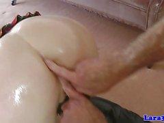 Sexy Ass Creampied euro milf