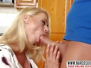 Weakwilled Not-Aunt Katie Morgan Dreams About Good Dick