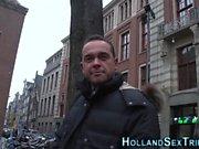 Dutch hooker fingering