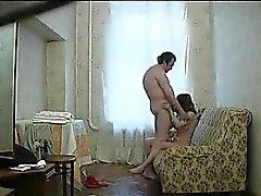 Russian Hooker Fucked By A Fat Customer