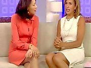Ann Curry Stocking Tops