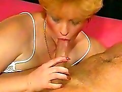 Hot blonde milf fucked by romeo