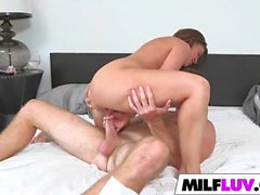 Wicked MILF Christina Lyn Gets Nailed