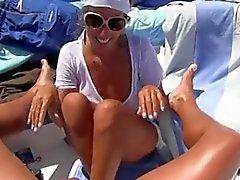 MILF Handjob #3 (Wet T-shirt Boats 'N Hoes)