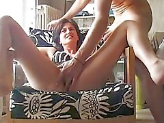 Amateur French Girl Blowjob & Fuck On Cam