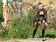 Small Youngster amateur enjoys take monstrous hard on in