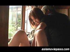 Porn Star Hikaru Shiina Rope Bondage