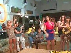 Real Slut Party at the Stripclub
