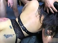 Italian mom sucking big cock