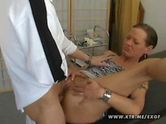 Mature amateur wife anal fuck with creampie cumshot