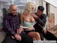 My Buddys Hot Mom - German Porn Export