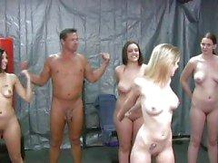 Naked Handjob Workout WF