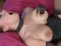 Liza sex play in a Whitezilla