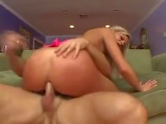 Bree takes hard ass pounding
