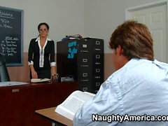 Sex obsessed Professor Ava Adams