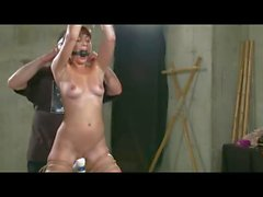 Roped Whipped And Toyed