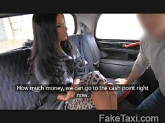 FakeTaxi - Super hot backseat fucking