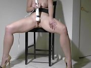 Ms Purrfect Pussy Masturbates With A Vibrator