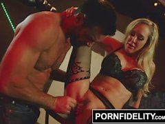 PORNFIDELITY Brandi Love Facialed in Atomic Bang