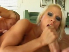 Gonzo cum dripping creampie with Stella Baby by All In