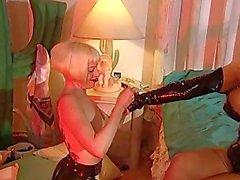 Lesbian Fetish Fever - Scene 2