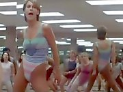 Jamie Lee Curtis - Perfect (slow motion)