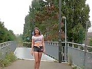 Sexy Brunette 27y First BBC
